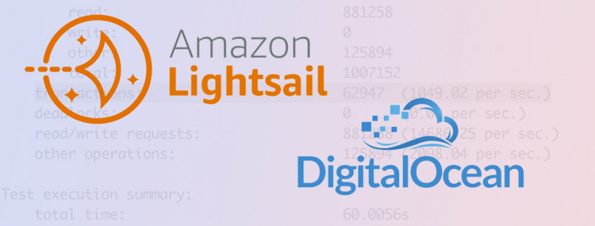 AWS Lightsail vs. Digital Ocean Performance Comparison